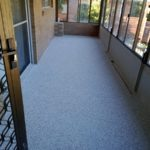 what is an epoxy floor